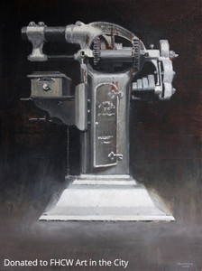 Tom Grady, Beautiful Machine