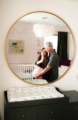 Ashley | Maternity Sneak Peak Photos (12
