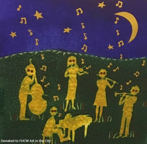 Sally Bowditch, Where Music and Moonlight and Feeling are One