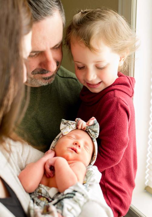 Baby Ellie | Galuszka Family | Nov 2020
