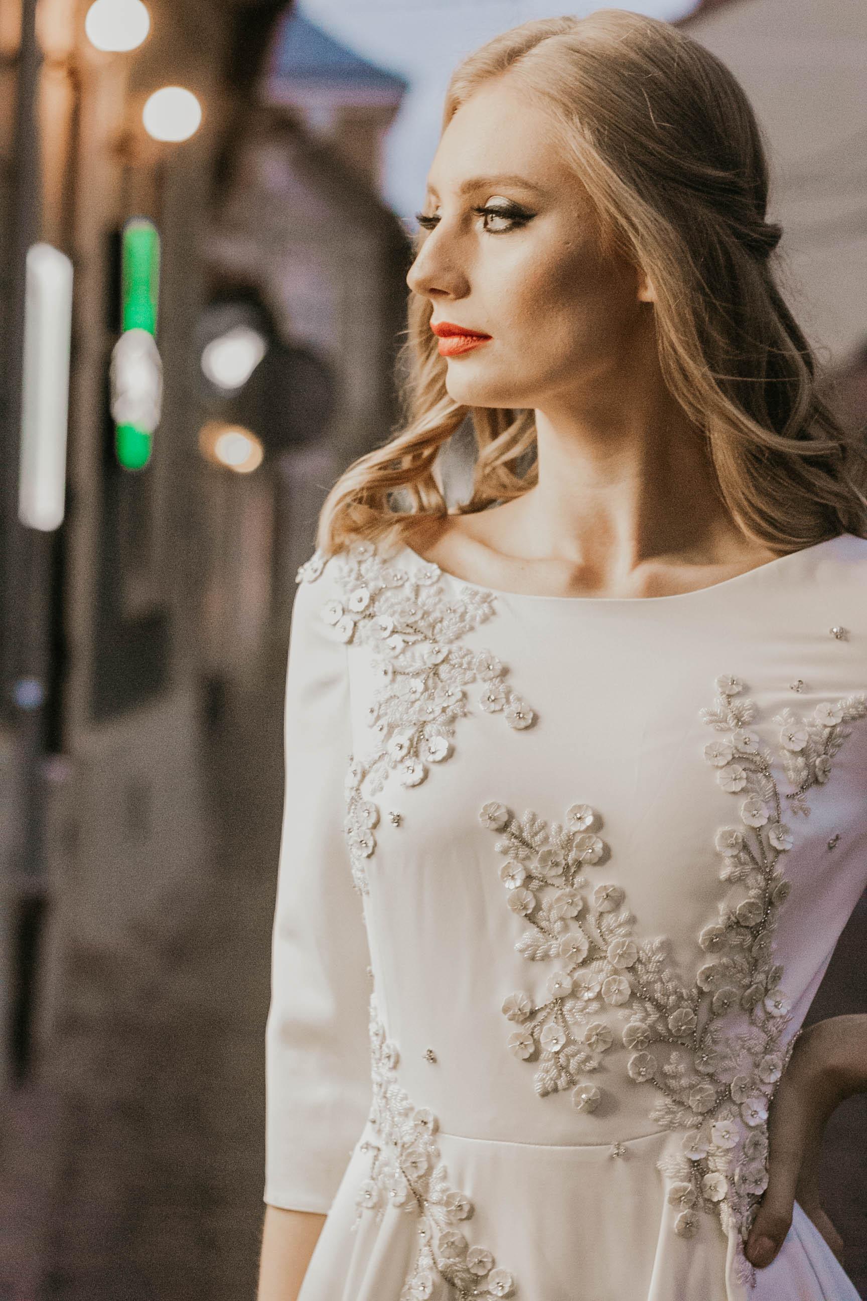 Try on Wedding Dresses