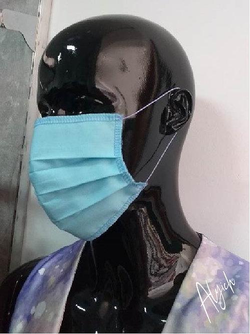 Set masti de protectie din bumbac cu filtru de polyamide