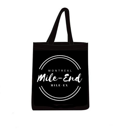 MILE-END sac shopping / tote