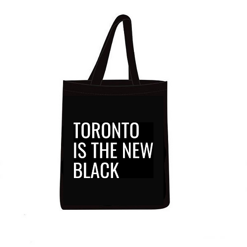 Toronto is the New Black Tote