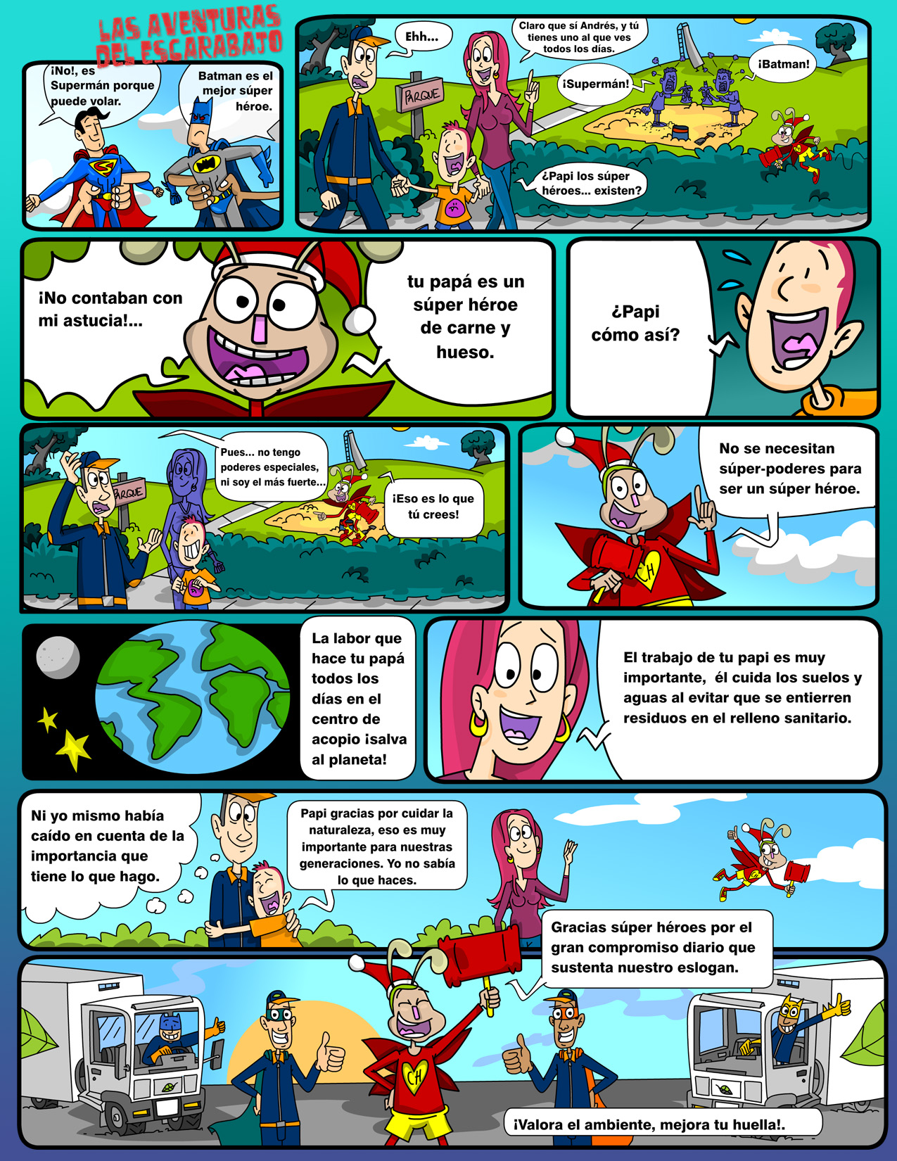 Comic boletin Diciembre