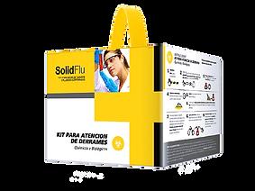 kits para atención antiderrame