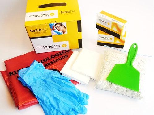 Kit Básico para control de derrames (2 lt)