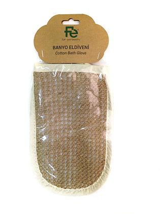 FE Cotton Bath Glove