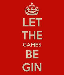 Gin-tasting. Friday 31st August 2018 in Greenock Wanderers'