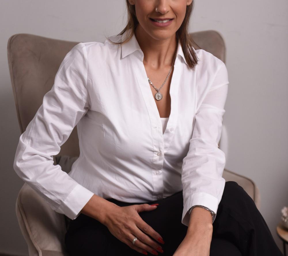 צילומי תדמית לנשות עסקים - מתחם עבודה מש
