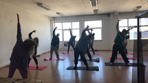 O Yoga na (sua) Empresa!