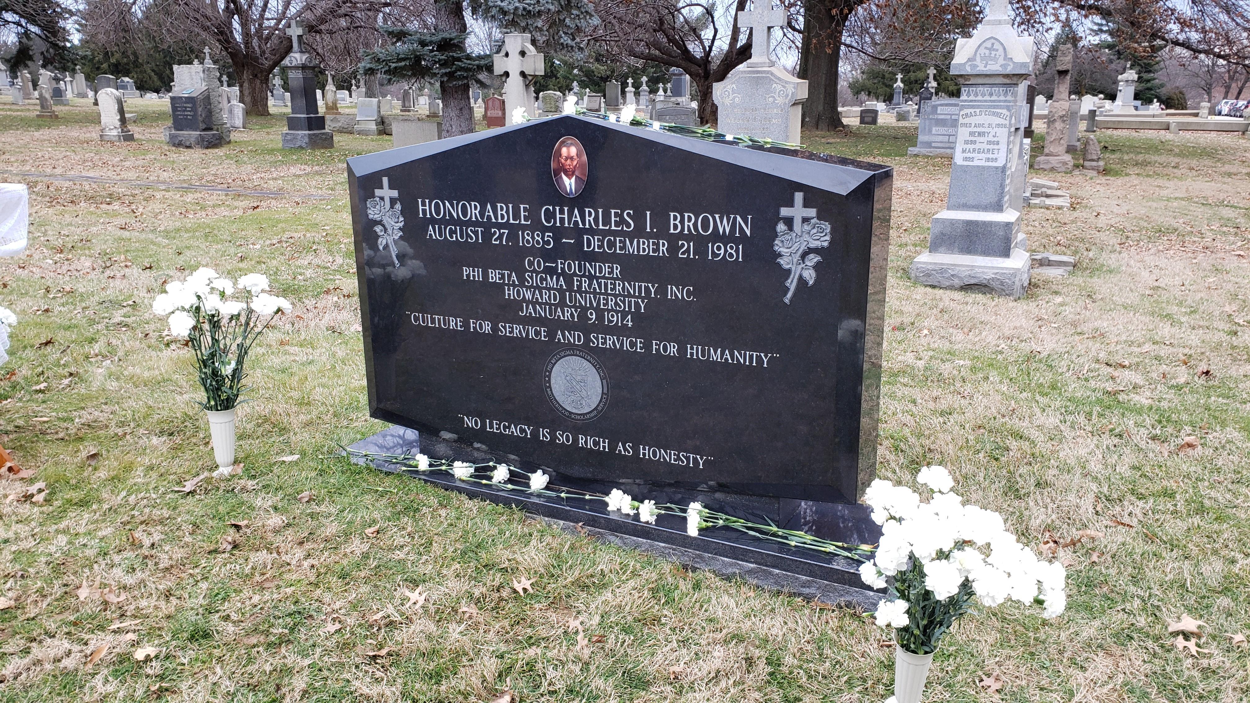 Charles I Grave