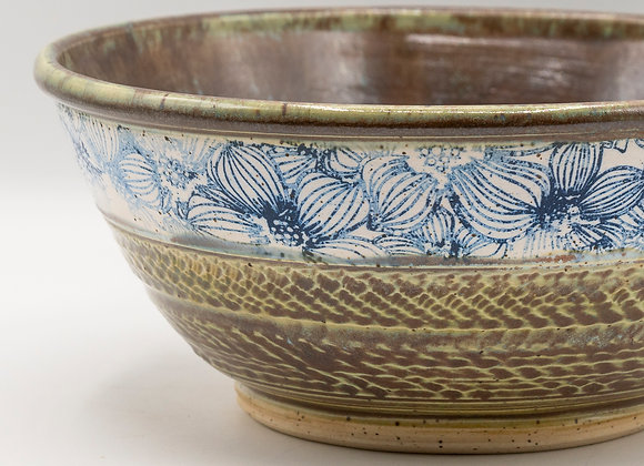 Floral Textured bowl