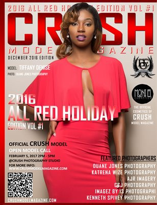 KaTrena Wize Artography Gets Featured in Crush Magazine