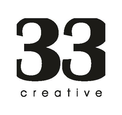 33 Creative Logo