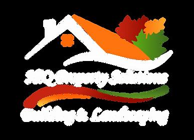 HiQ Property Solutions LOGO colour white
