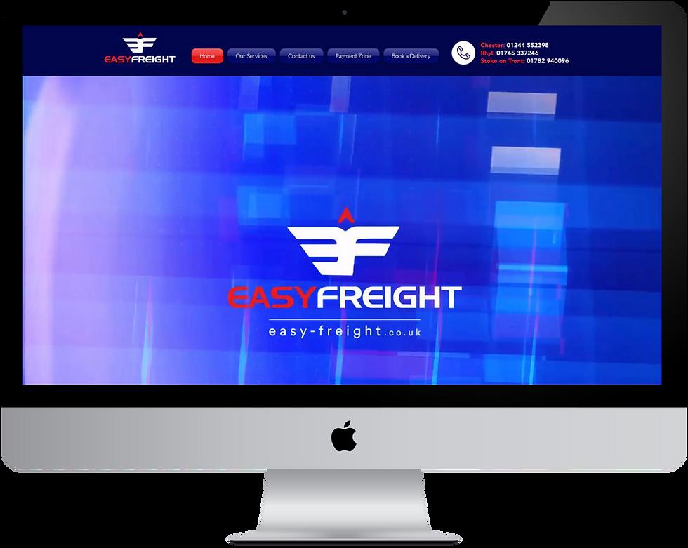 "alt=""Website Screen Easy Freight"""