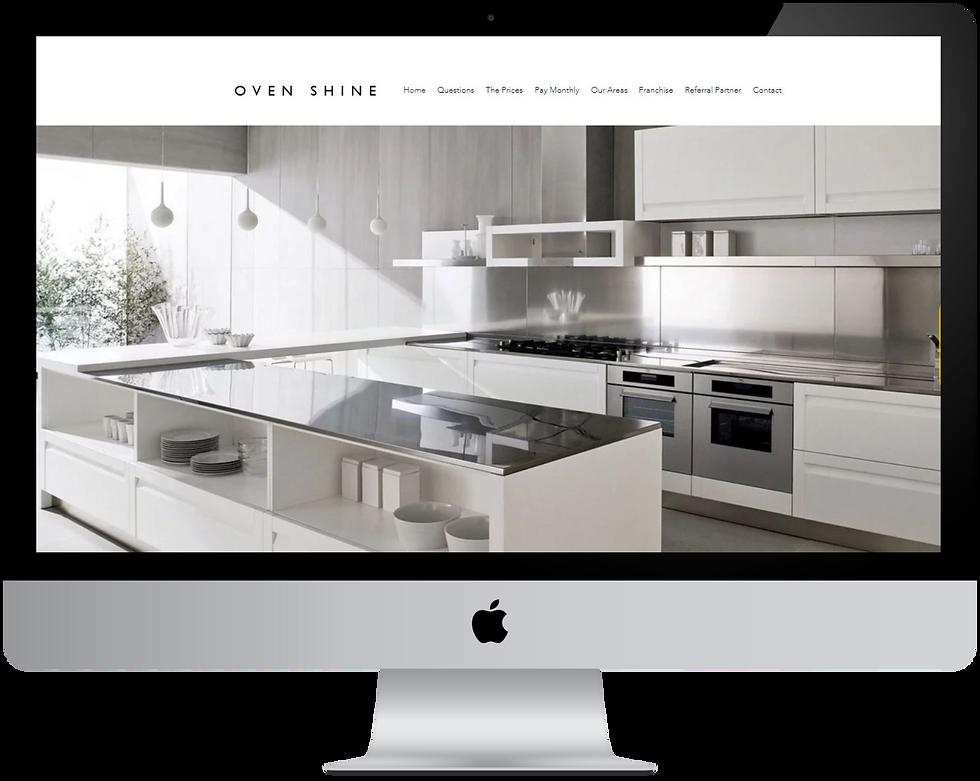 33 Creative Web Design Ovenshine