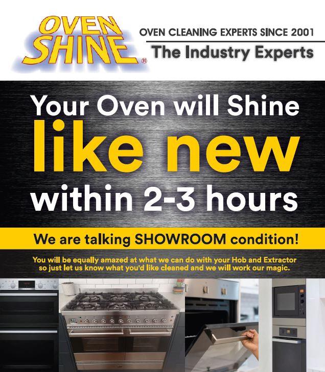 Flyer Printing 33 Creative Oven Shine