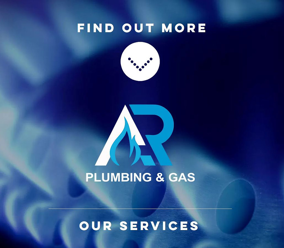 Website visual AR Plumbing and Gas