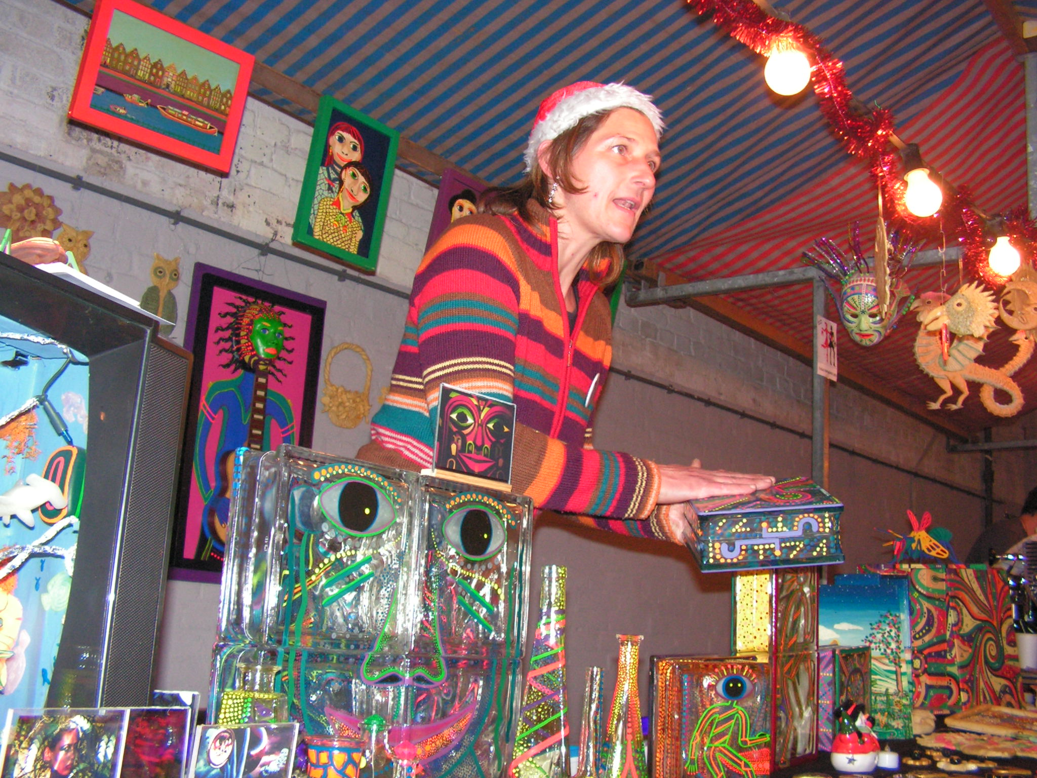 Winter Market 2006