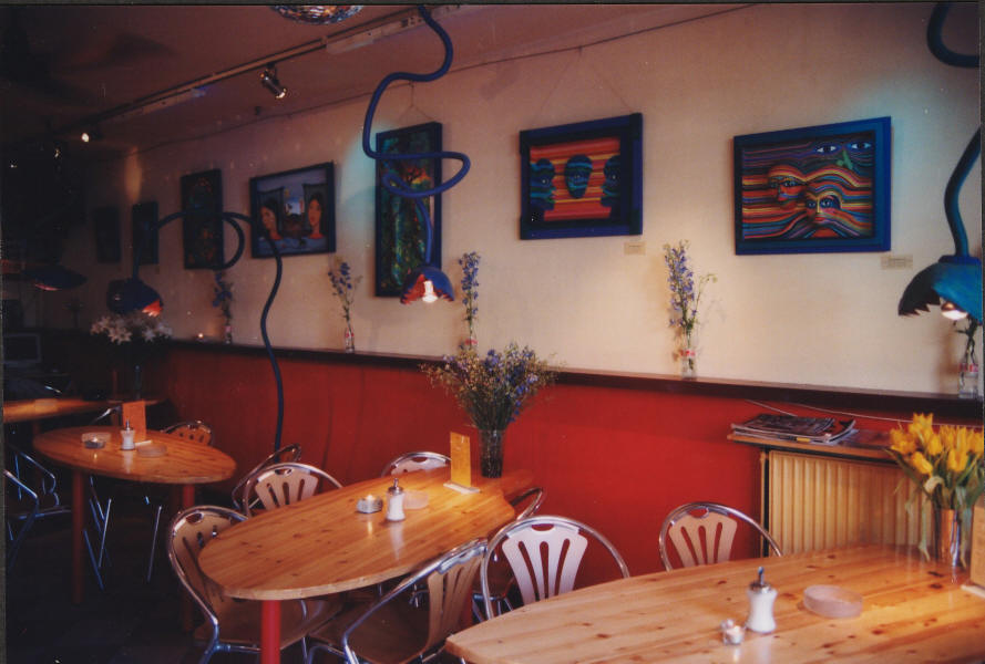1999 Coffieshop Amsterdam