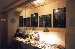 2001 Coffieshop Amsterdam