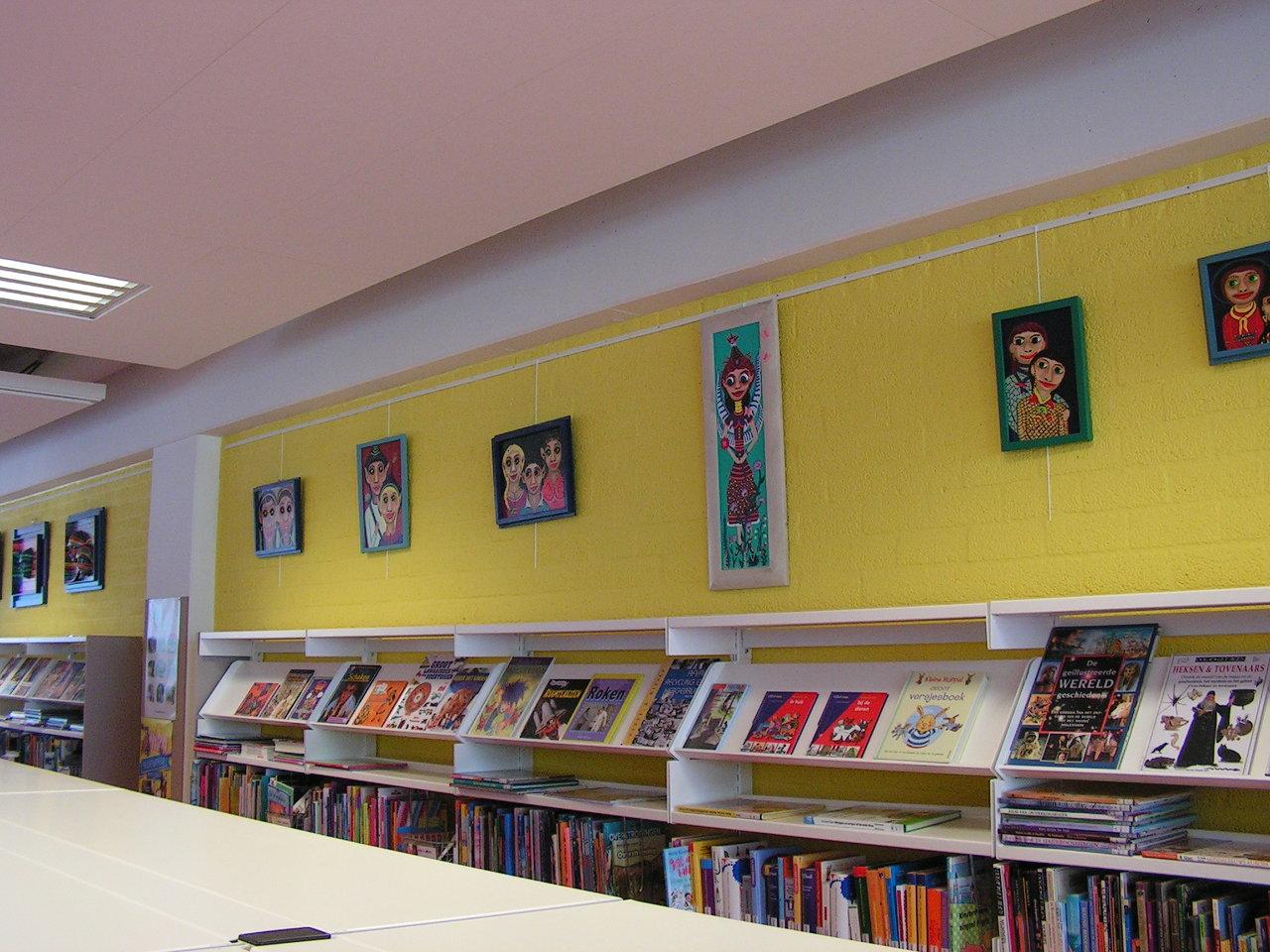 Expo Bibliothek 2011