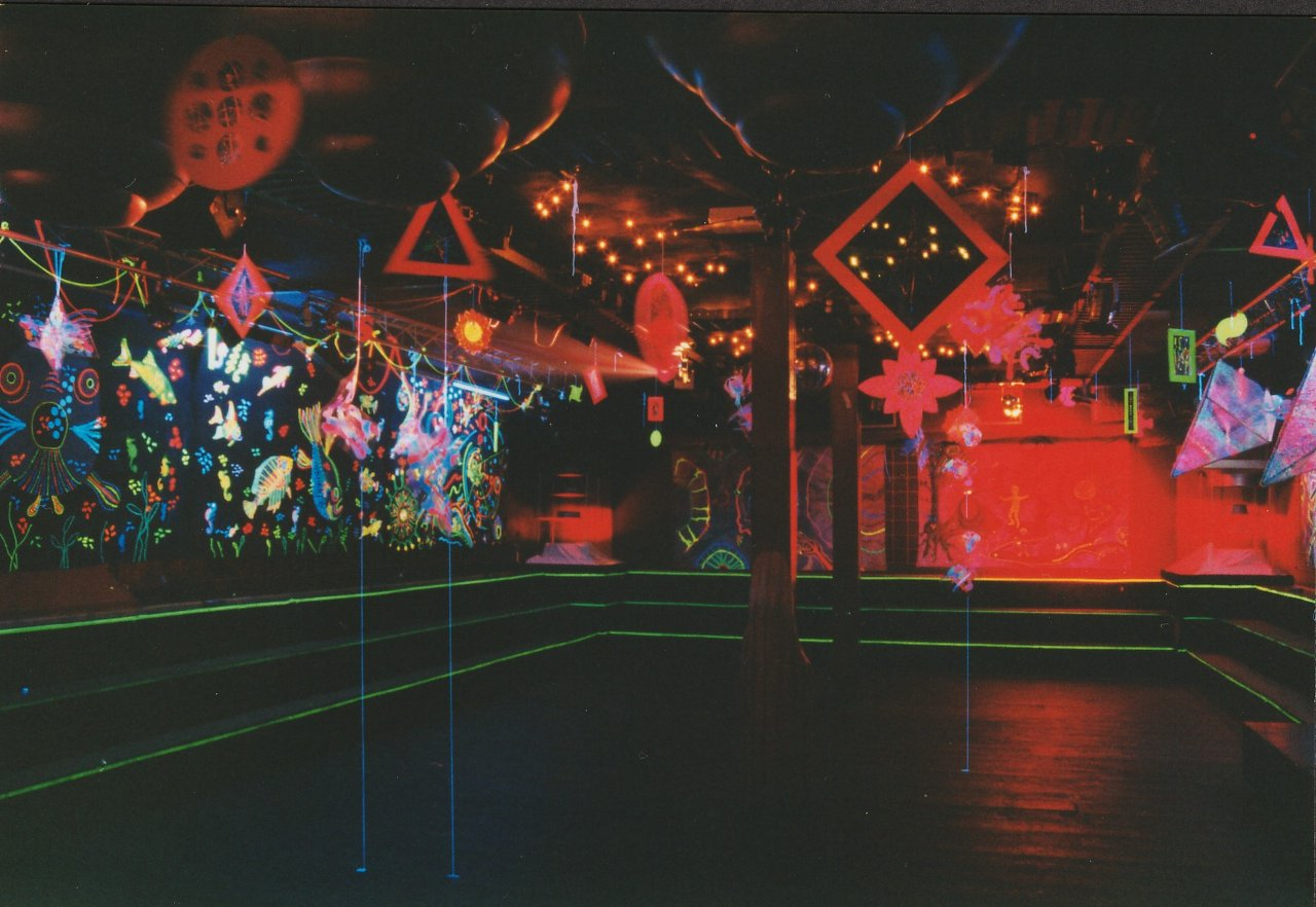 1998 Discothek Amsterdam