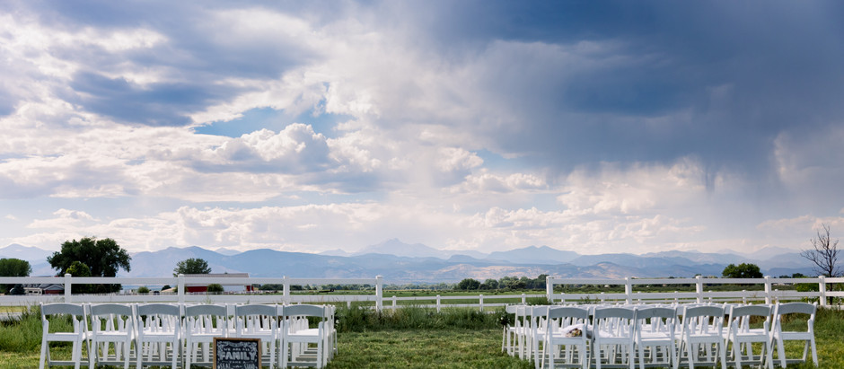 Oxford Farm Summer Wedding