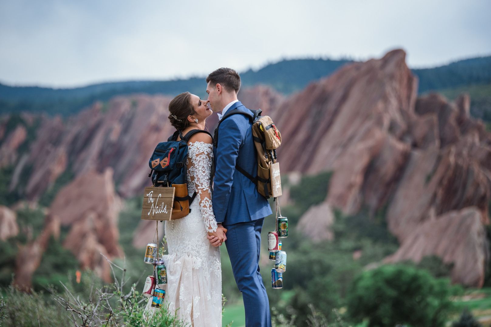 Boulder Wedding photography
