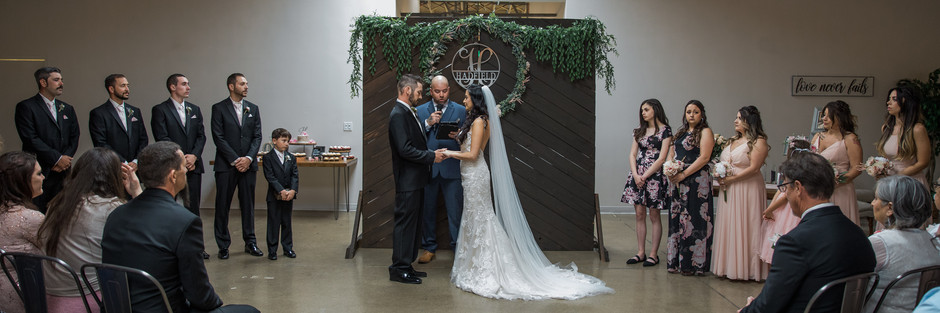 Wedding at Skylight in Denver