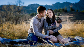 Fall Family Session in Boulder