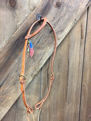 One Ear Headstall by Tory