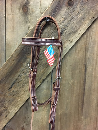 Browband Headstall by Tory Leather