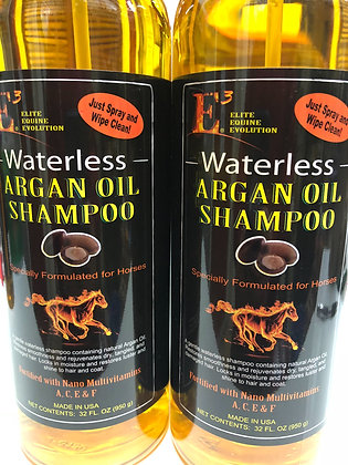 Waterless Argan Oil Shampoo