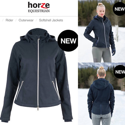 Soft Shell Riding Jacket