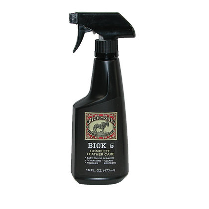 Bick 5 Complete Leather Care 16 oz Spray