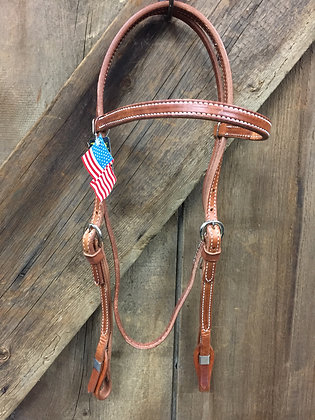 Browband Headstall Quick Change