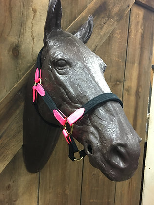 Cotton Web and Beta Trim Halter.