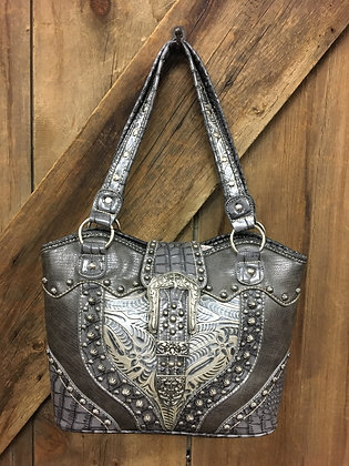 Bling Purse Silver