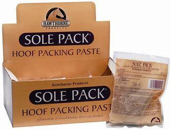 Sole Pack Hoof Packing Paddies