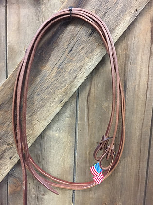 Tory Leather Split Reins