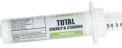 Total Energy and Stamina