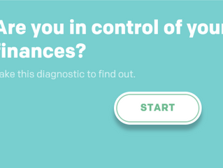 Are you in control of your finances?  Take the financial control quiz to find out