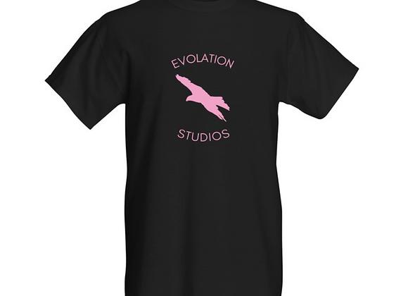 Evolation Studios Short Sleeve Black T-Shirt