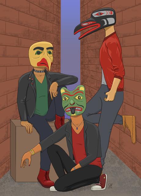 Mask Heads