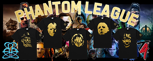Phantom League 2.0 Tee