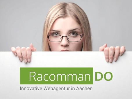 Webdesign in Aachen. Echten Online-Erfolg kennen lernen.