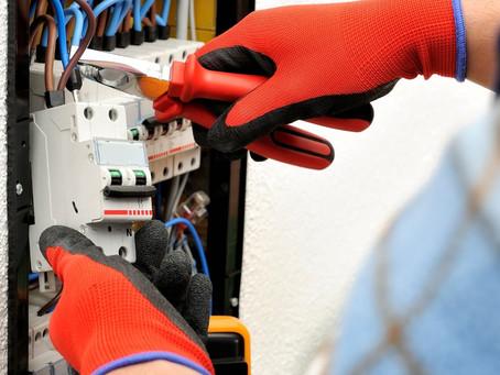 Elektroarbeiten vom Fachmann